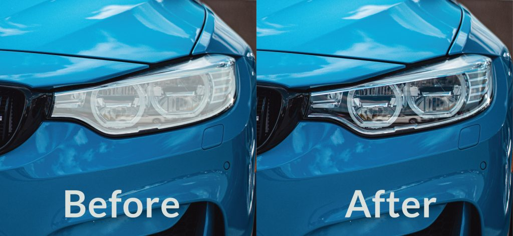 Headlight Restoration Services in the Greater Oroville, CA Region